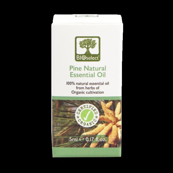 Kiefer - biozertifiziertes, natürliches, essentielles ätherisches Öl