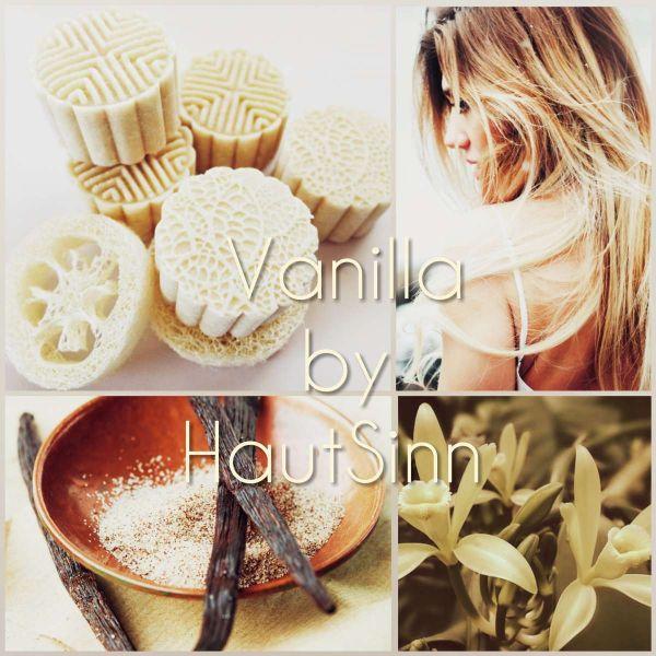 Vanilla Shampoobar | festes Shampoo | solid | vegan | pflegend | plastikfrei