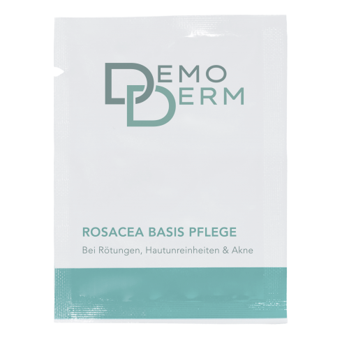 DemoDerm Spezialpflege bei Akne/Rosacea Probe ca. 1g + Infomaterial