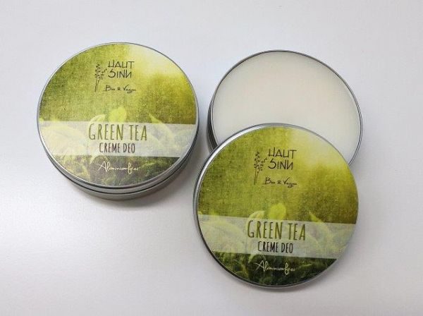 Green Tea Creme Deo