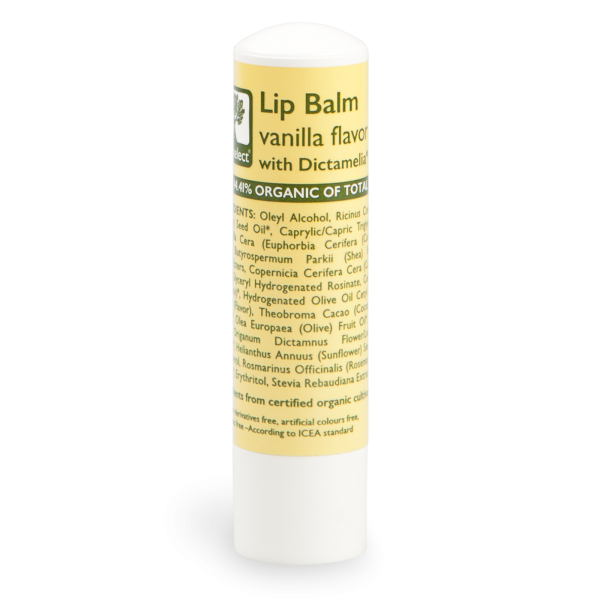 Bio-Lippenpflegestift Vanille