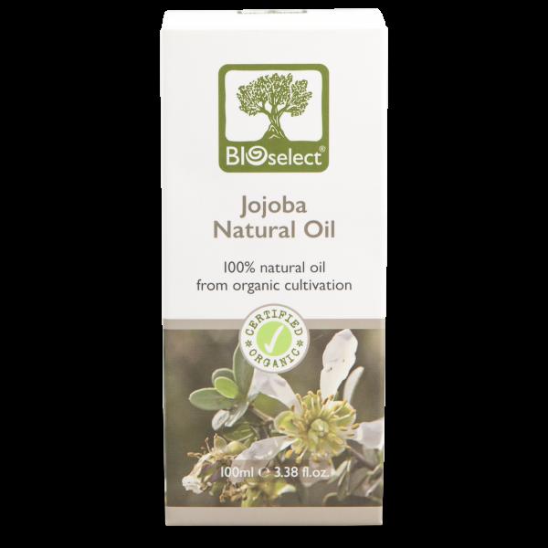 Jojoba - biozertifiziertes, natürliches, essentielles ätherisches Öl