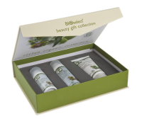 Geschenkbox - Olive Hand Cream Rich 100 ml + Men after shave balm 75ml+ Men hydrating cream 50ml