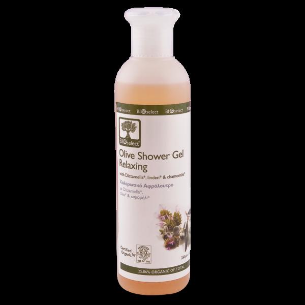 Entspannendes Bio-Oliven Dusch-und Badegel