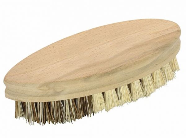 Schmutzbürste aus Holz |nachhaltig | schadstofffrei | unbehandelt |