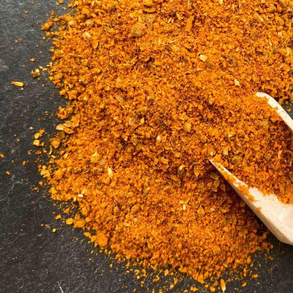 Hummus Gewürzmischung 100g mit kleiner Dosierschaufel aus Holz