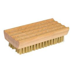 Nagelbürste mit Seifenablage |Holz | nachhaltig | praktisch | 1 Stück