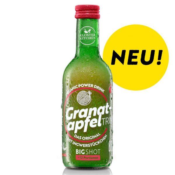 BIO Granatapfel Bigshot | 250ml | immunstärkend |