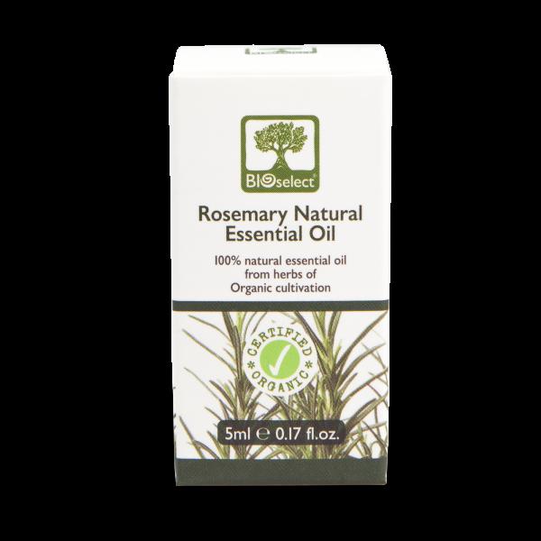 Rosmarin - biozertifiziertes, natürliches, essentielles ätherisches Öl
